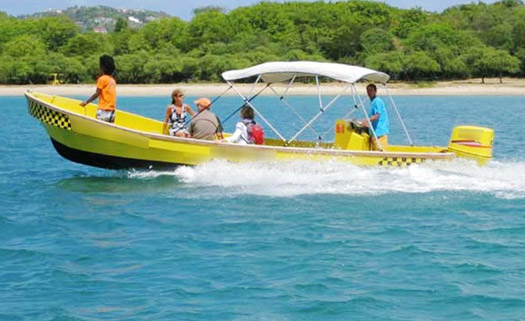 Saint Lucia Water Taxi