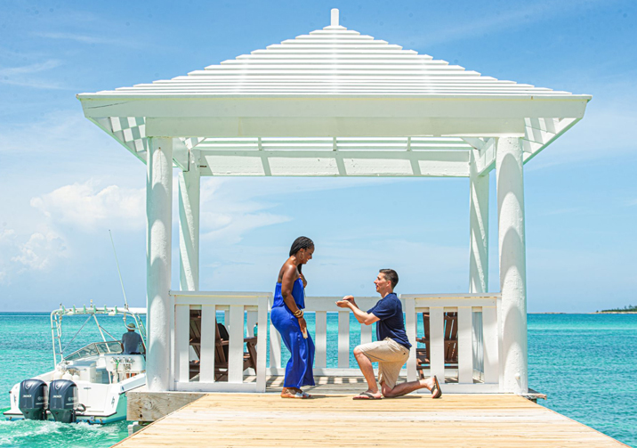 Wedding Proposal in Saint Lucia 5