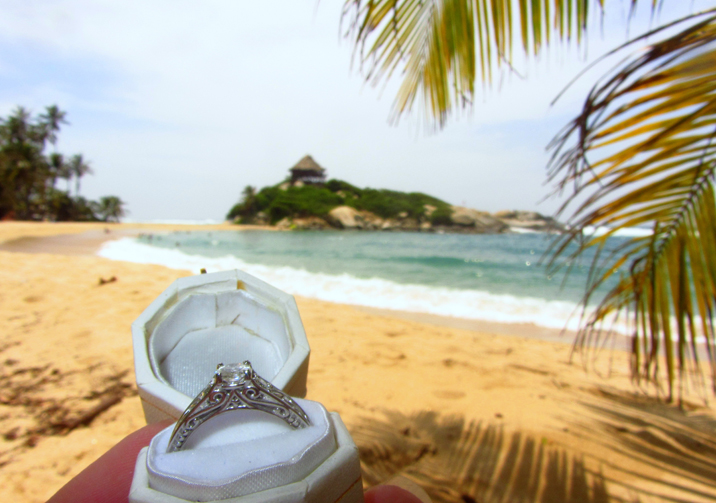 Wedding Proposal in Saint Lucia 3